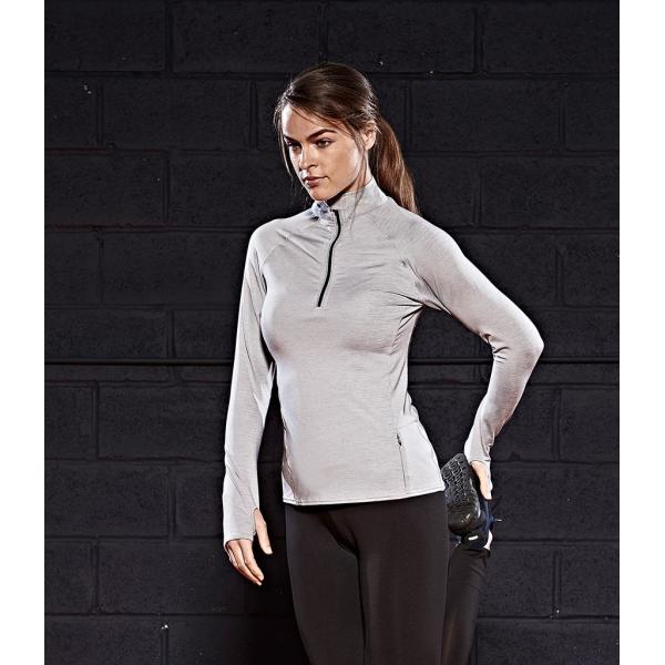 AWDis Ladies Cool-Flex™ Half Zip Top