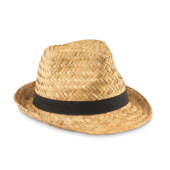 MONTEVIDEO - Natural straw hat