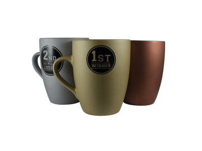 Marrow Medal Mug