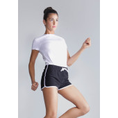 Ladies retro short