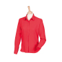 Dames Wicking Lange mouwen Shirt 3XL Classic Red