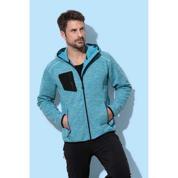 Stedman Jacket Fleece hero for him