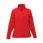 Womens Printable Softshell Jacket - Print Perfect 46 (20) Classic Red/Seal Grey (Solid)