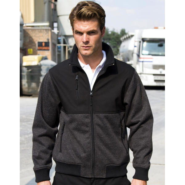 Work-Guard Brink Stretch Jacket