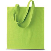 Basic shopper burnt lime one size