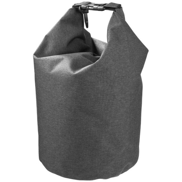 Traveller 5 litre heathered waterproof bag