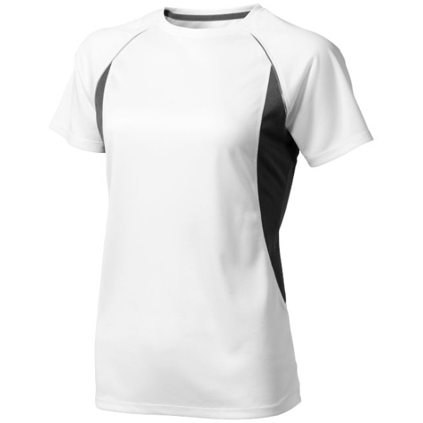 Quebec cool fit dames T-shirt korte mouwen
