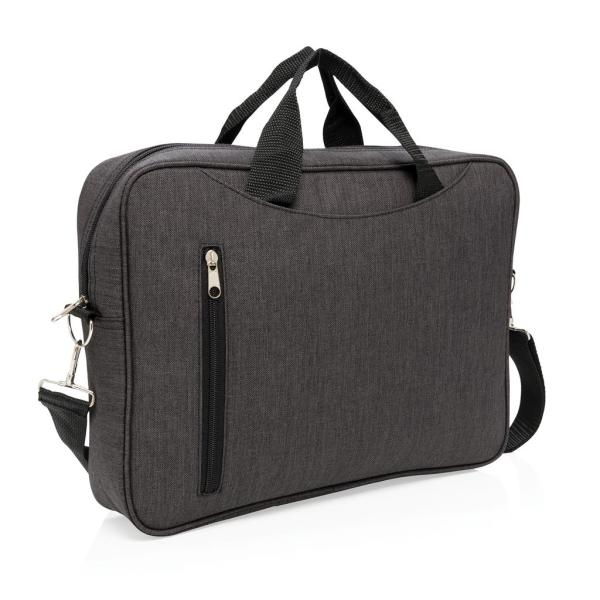 "Basic 15"" laptop tas PVC-vrij"