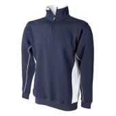 1/4 Zip Sweat Shirt