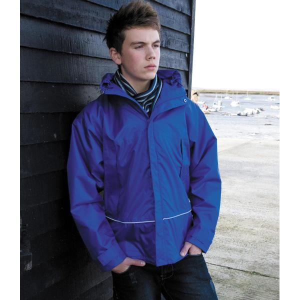 Kids/Youths Waterproof 2000 Ripstop Team Jacket