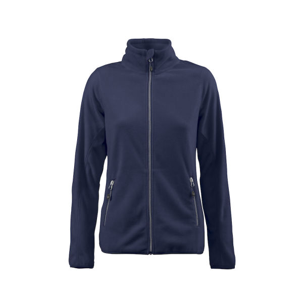PRINTER TWOHAND LADY FLEECE JACKET
