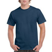 Gildan T-shirt Ultra Cotton SS Blue Dusk S
