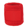 Towel Wristband One Size Red