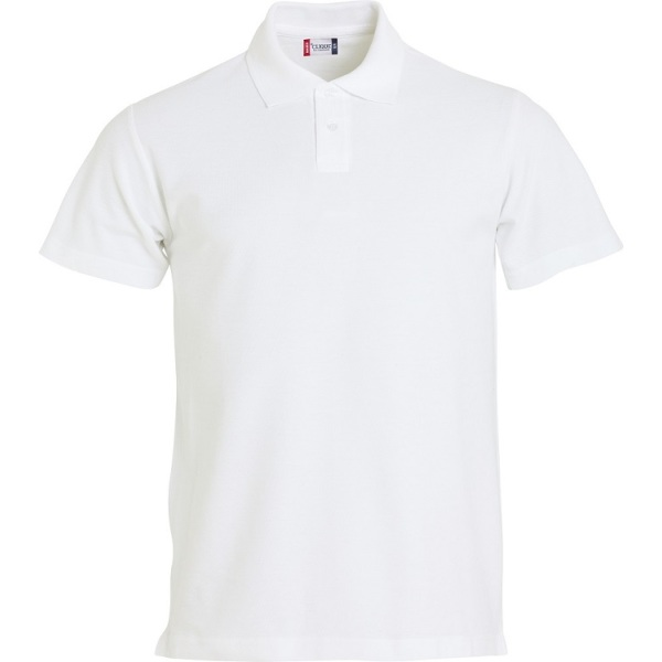 Clique Basic Polo S/S Junior Kids