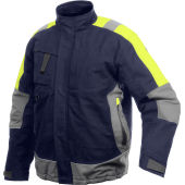 PROJOB 5411 PADDED JACKET PJ BLUE XL