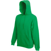 Classic hooded sweat (62-208-0) kelly green xxl
