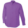 Men's Promotion Shirt Long-Sleeved paars