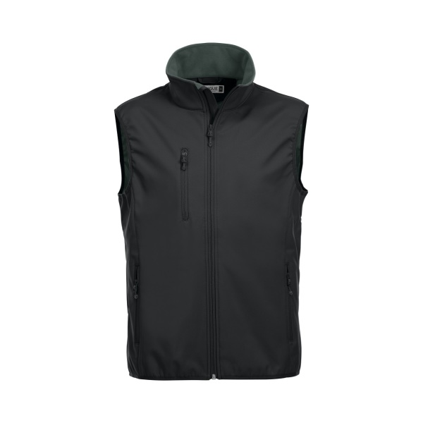 Basic Softshell Vest Vests