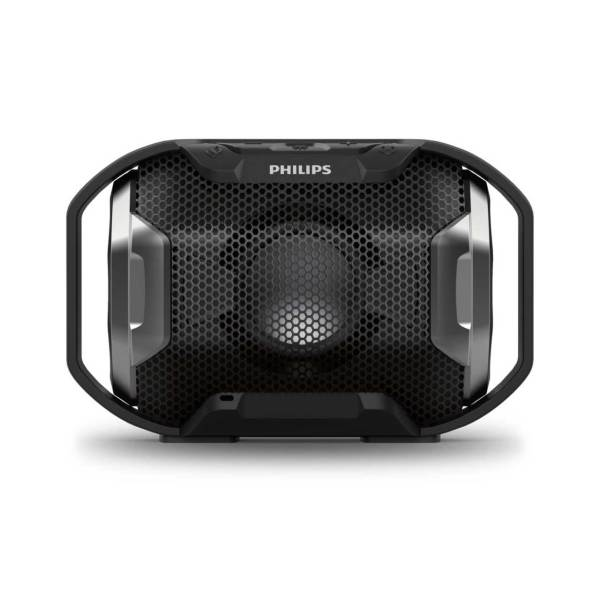 Philips ShoqBox Wireless Portable Speaker 4W - black