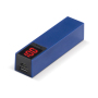 Powerbank power indicator 2600mAh donker blauw