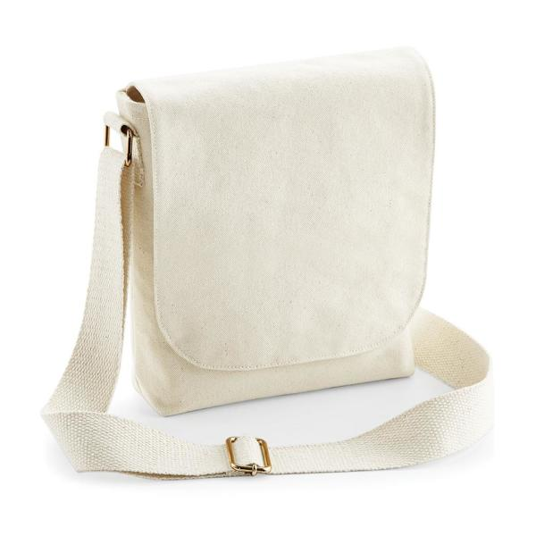 Fairtrade Canvas Mini Messenger