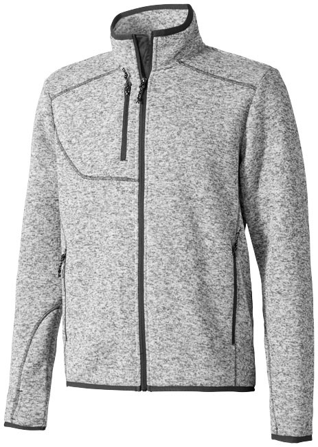 Tremblant gebreid jack - HEATHER GREY - XL