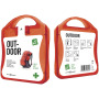 MyKit Outdoor set - Rood