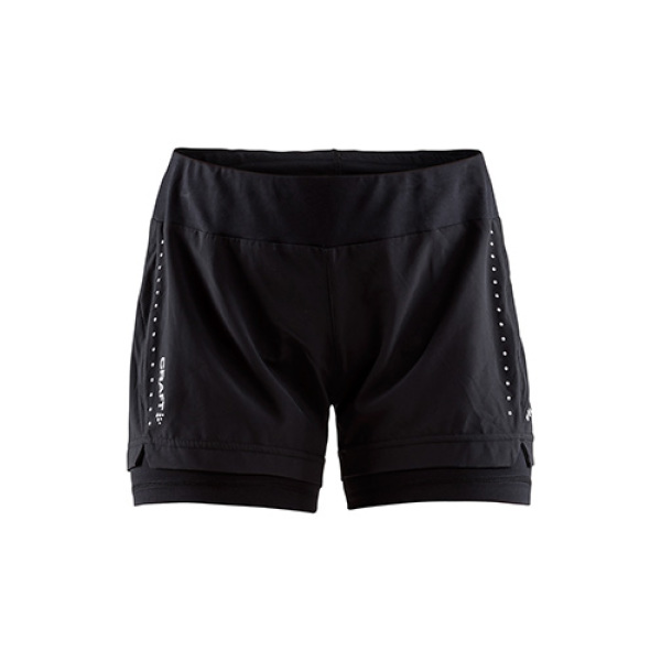 Craft Essential 2-In-1 Shorts Wmn