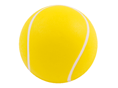 Anti-stress Tennisbal