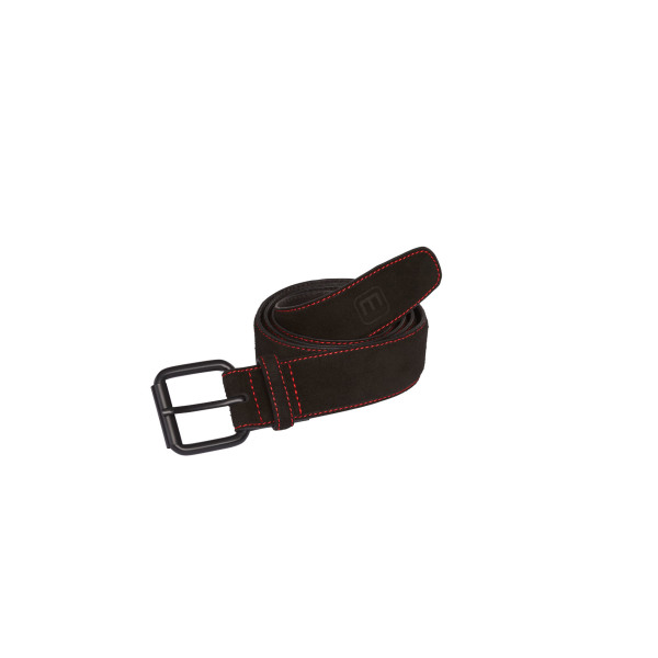 Macseis Belt Suede Black/RD