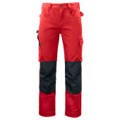 Projob 5532 WORKER PANT RED C50