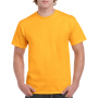 Gildan T-shirt Heavy Cotton for him gold M