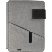 Polyester document folder