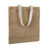 JUHU - Jute shopping bag