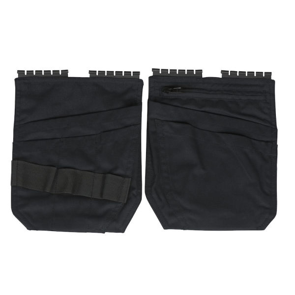 9042 hangpockets 2-p Black ONE
