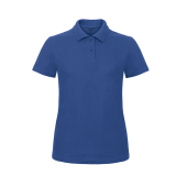 Ladies' Piqué Polo Shirt - PWI11