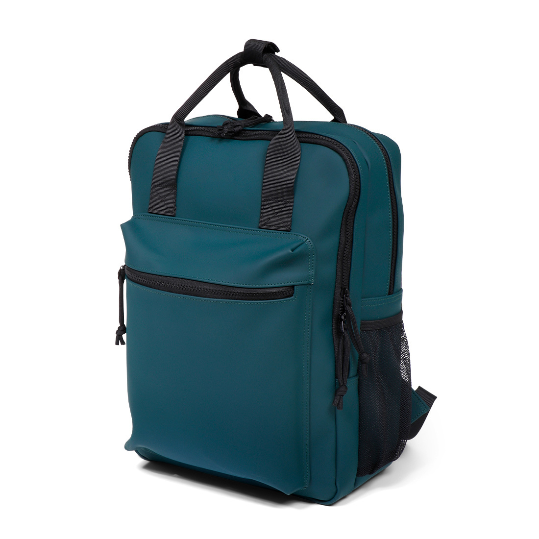 Norländer Dull PU Organizer Backpack Green