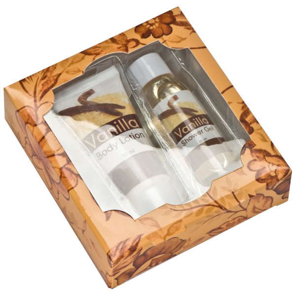 2-delige badset - Bodylotion & Douchegel