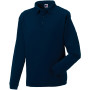 Heavy duty collar sweatshirt french navy 3xl