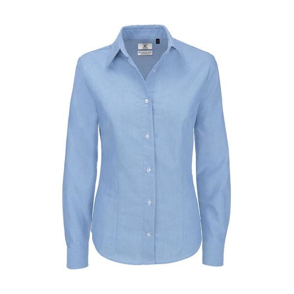Oxford LSL/women Shirt