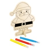 Kerstfiguur ECO COLOUR