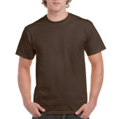 Gildan T-shirt Ultra Cotton SS Dark Chocolate XXL