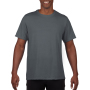 Gildan T-shirt Performance SS for him charcoal L