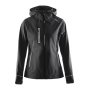 Cortina Softshell Jacket women black s