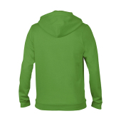 Women's Fashion Full-Zip Hooded Sweat