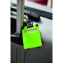 "Luggage tag ""Wanderlust"", green"