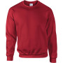 Dryblend® adult crewneck sweatshirt® cardinal red xl