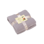 Fleece Blanket zilver