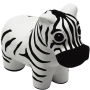 Anti-stress zebra Zwart en Wit
