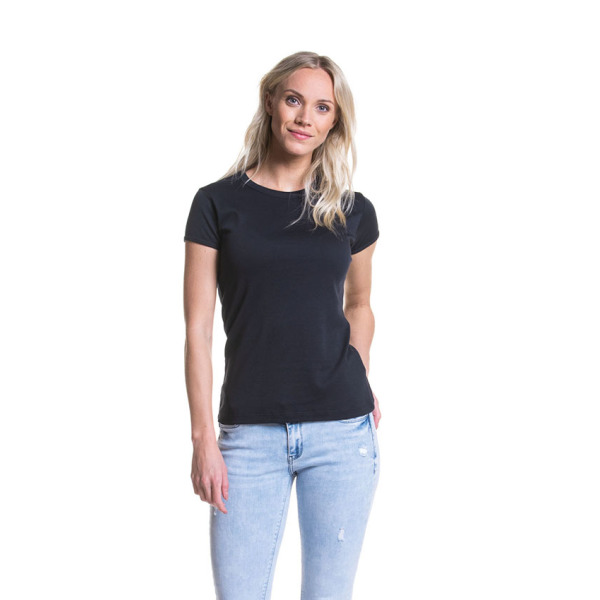 L&S T-shirt Interlock SS for her